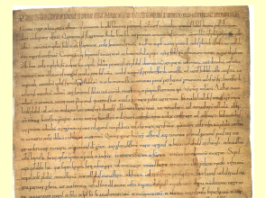 Il documento del 1117